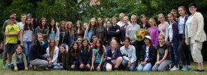 Eine Woche lang waren 20 Schüler aus der Friedberger Partnerstadt Villiers-sur-Marne zu Gast in der Kreisstadt