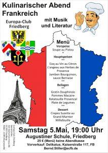 Europa Club Friedberg Seite 2 Europa Erleben Lebendige